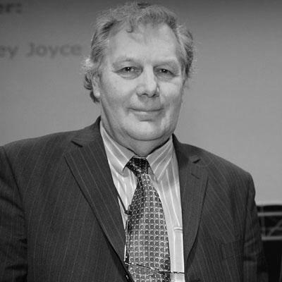 ABTT Training Co-ordinator: Geoffrey Joyce