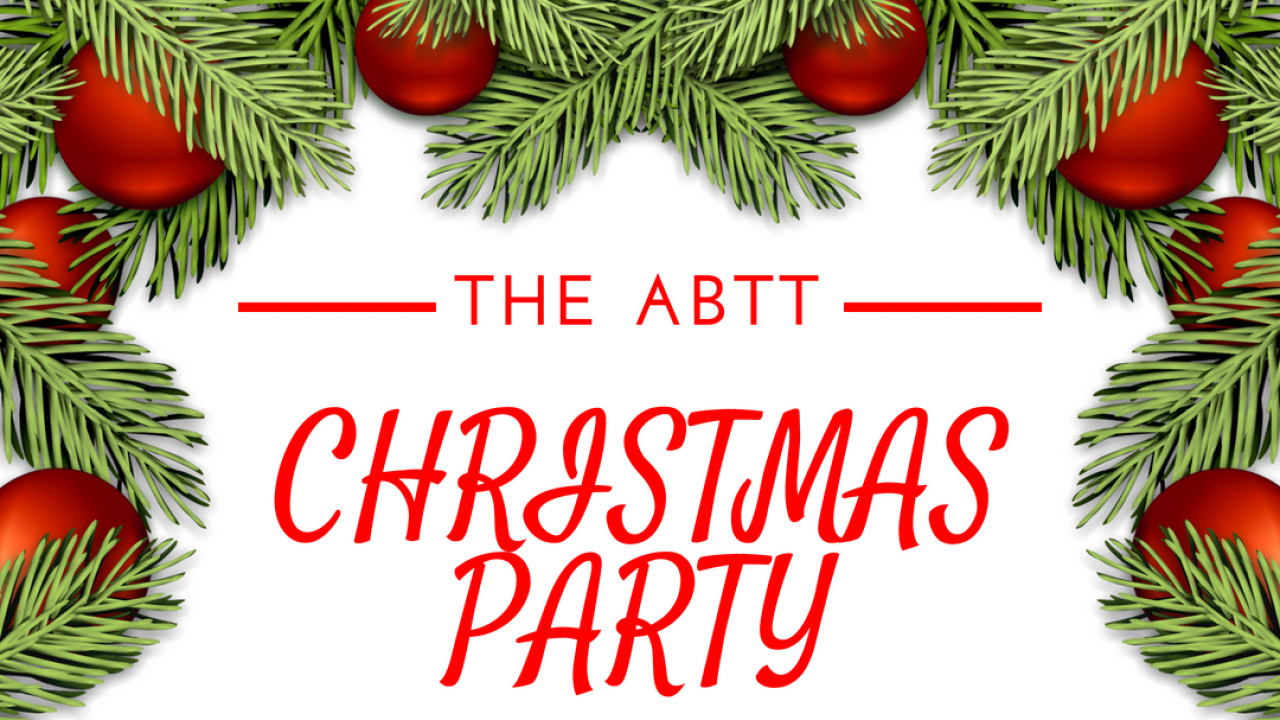 ABTT Members' Christmas Party 2019