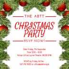 ABTT Members' Christmas Party 2019