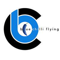 Blue Chilli Flying