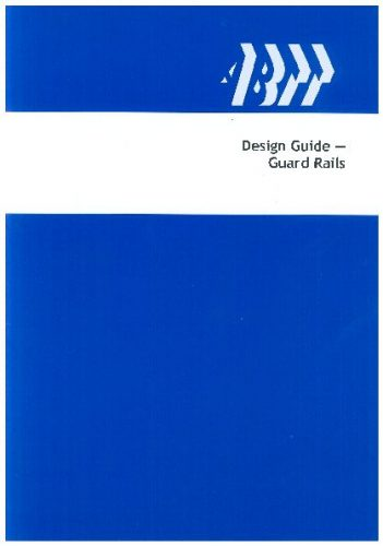 COP007: Design Guide: Guard Rails (2009 Edition)