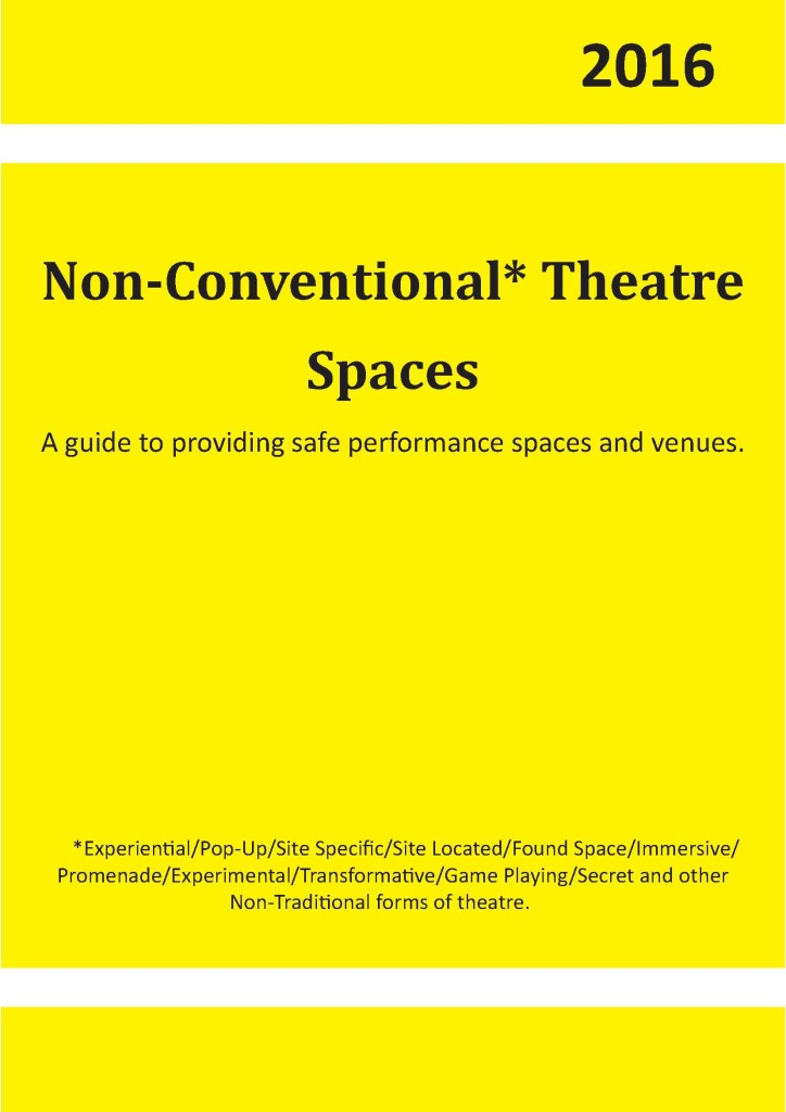 *Non-Conventional Theatre Spaces