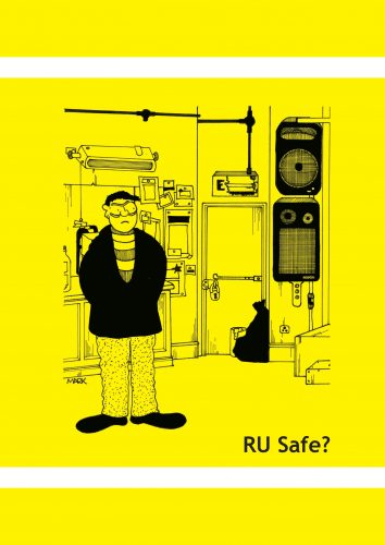 RU Safe? (2014): Guide to Running Small Venues