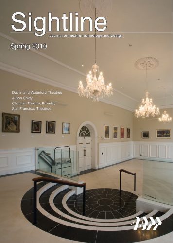 Sightline – Spring 2010