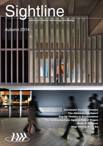 Sightline – Autumn 2014