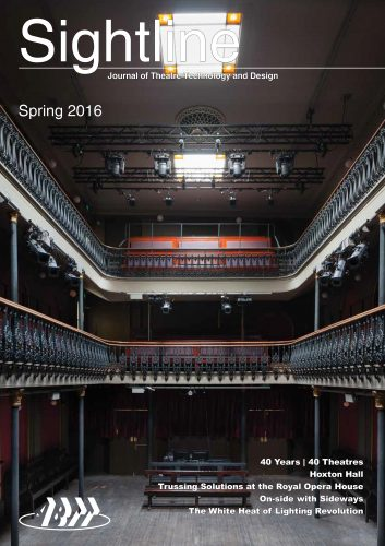 Sightline – Spring 2016