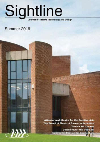 Sightline – Summer 2016
