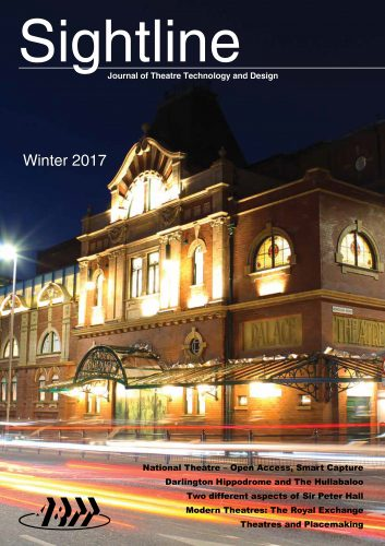 Sightline – Winter 2017