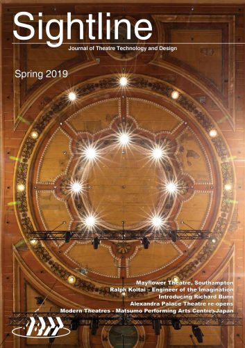 Sightline – Spring 2019