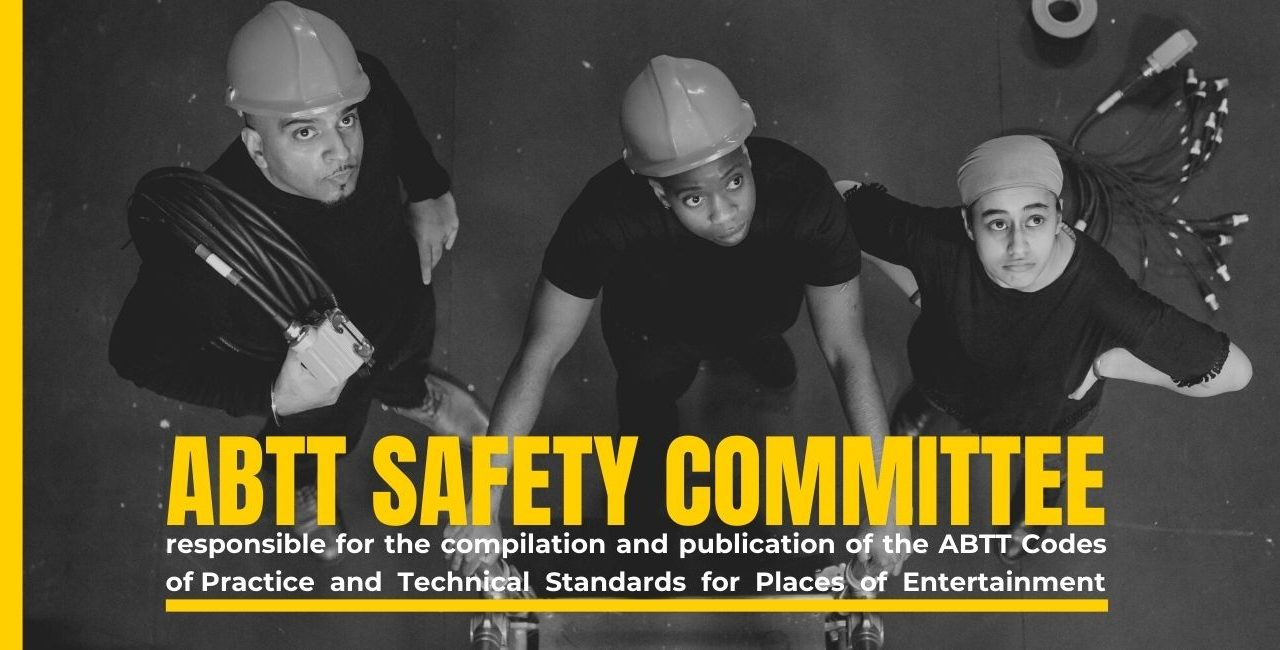 ABTT Safety Committee Meeting – April 2021