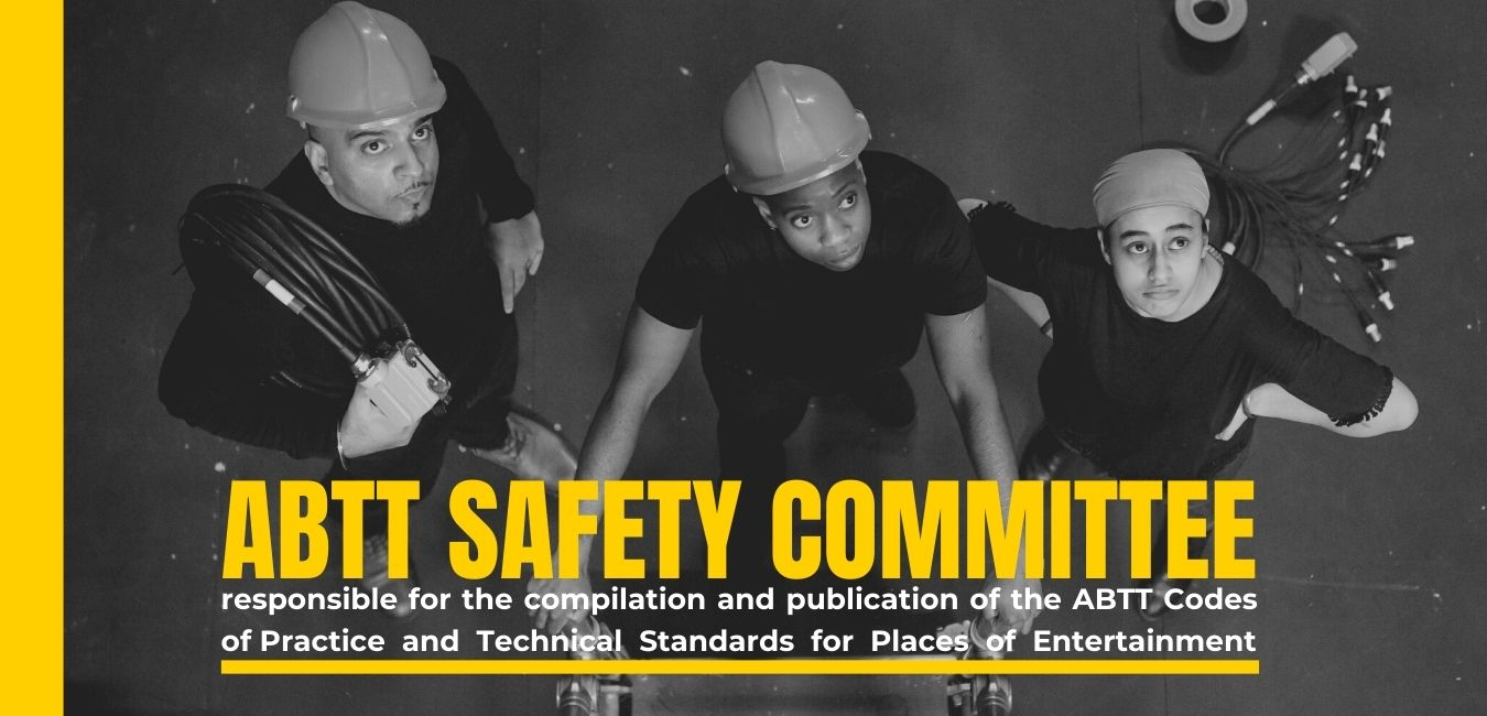 ABTT Safety Committee Meeting – October 2021