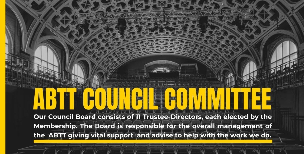 ABTT Council Meeting – May 2021