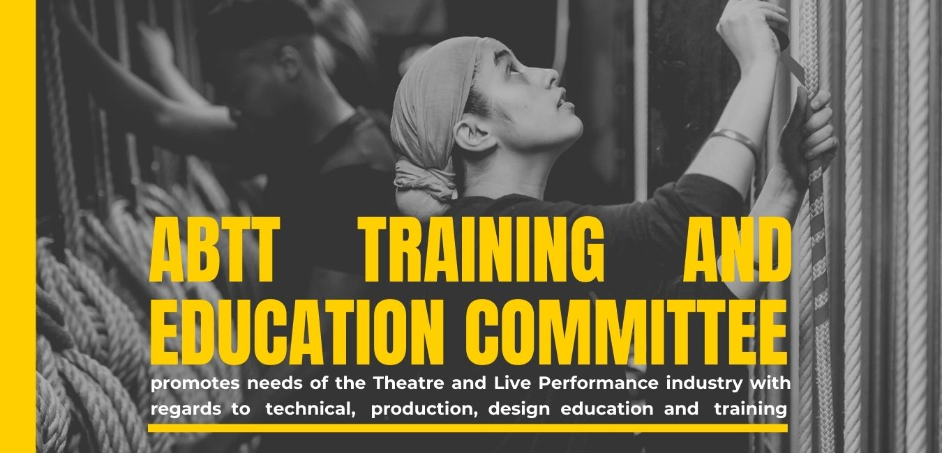 ABTT Training and Education Committee  Meeting – June 2021