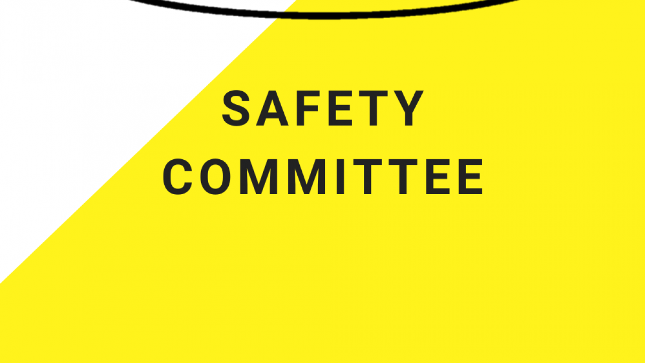 ABTT Safety Committee Meeting – June 2020