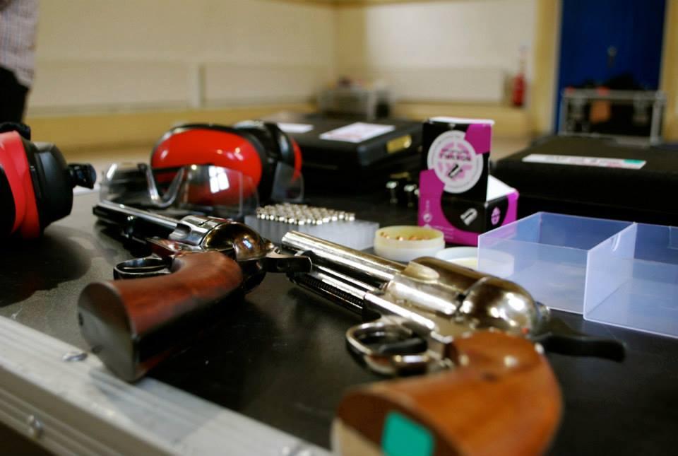 RC Annie: Theatrical Handguns
