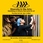 ABTT Seminar: Diversity in the Arts