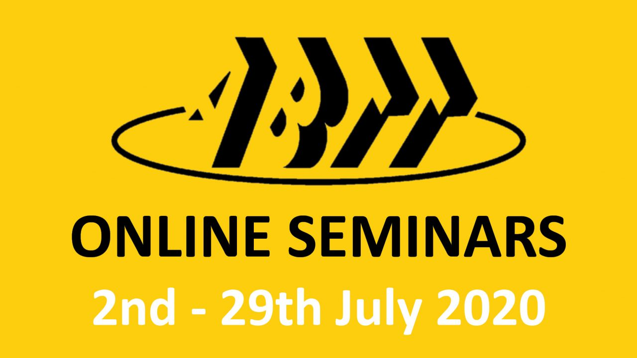 ABTT Seminars July 2020