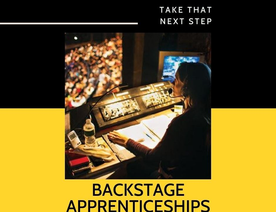 Backstage Apprenticeship Resources