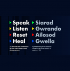 Speak – Listen – Reset – Heal:  Anti-racism Session 3 Reset  and Heal