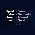 Speak – Listen – Reset – Heal:  Anti-racism Session 1 Speak & Listen