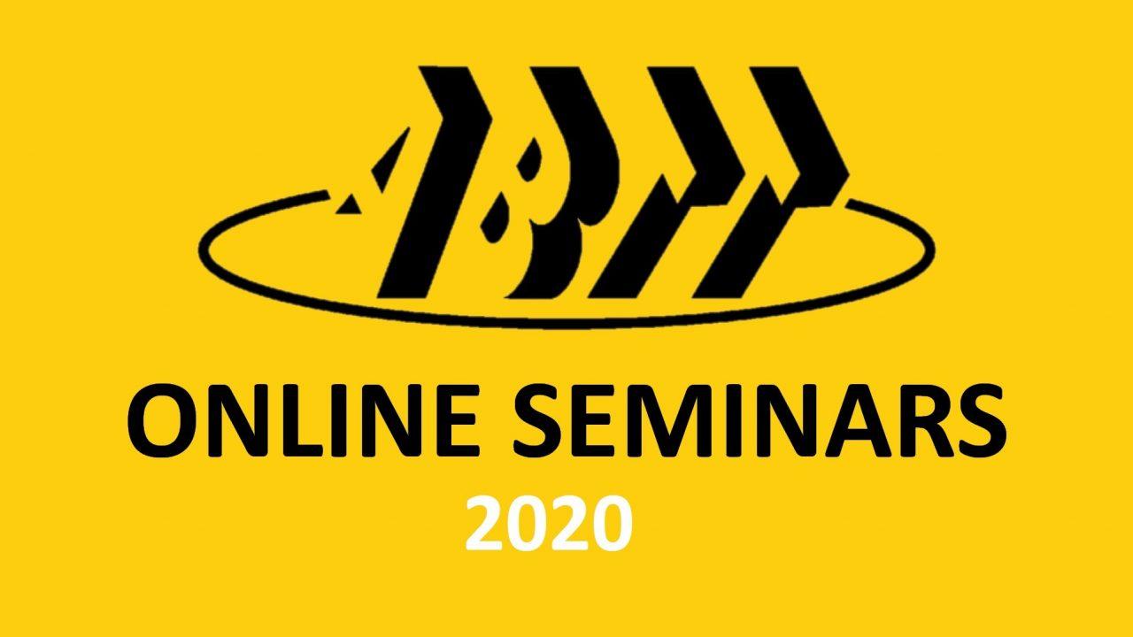 ABTT Seminars 2020