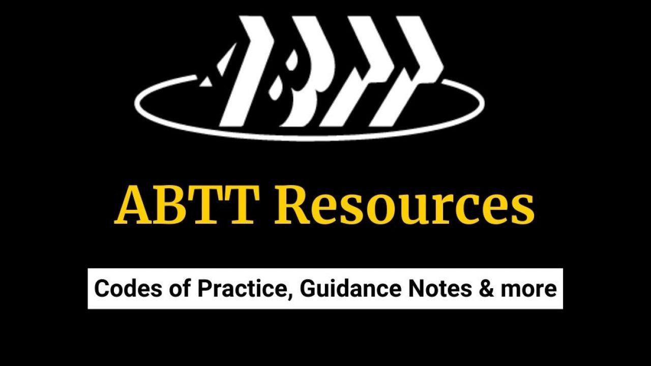 ABTT Guidance