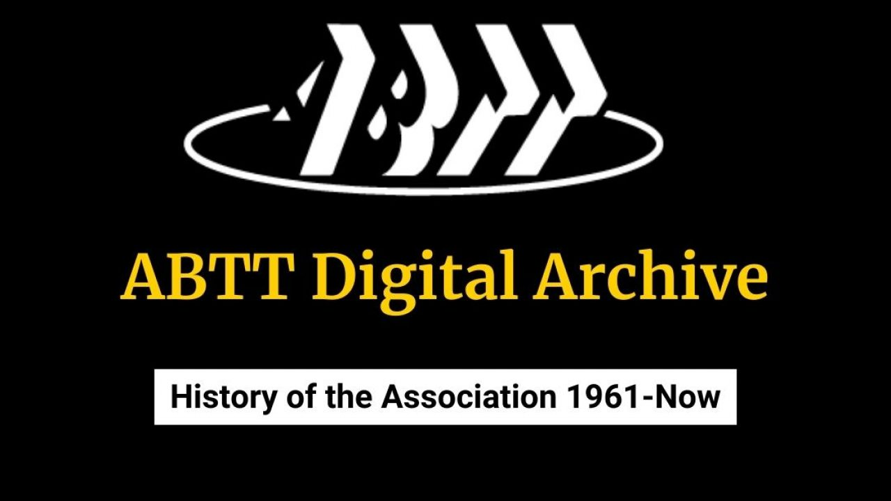 ABTT Archive
