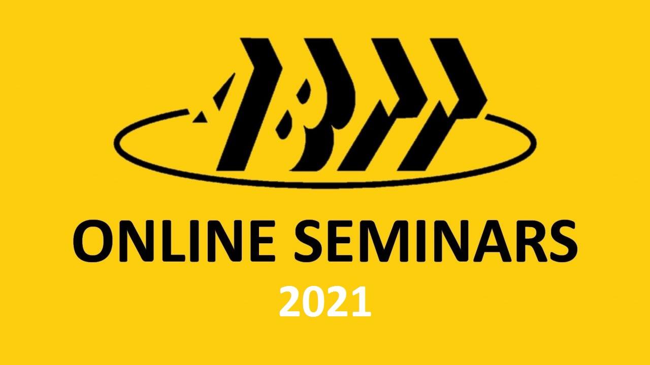 ABTT 60th Anniversary Seminars 2021