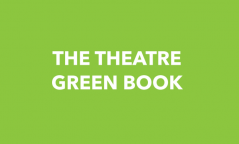 Sustainable Productions Seminar: Theatre Green Book