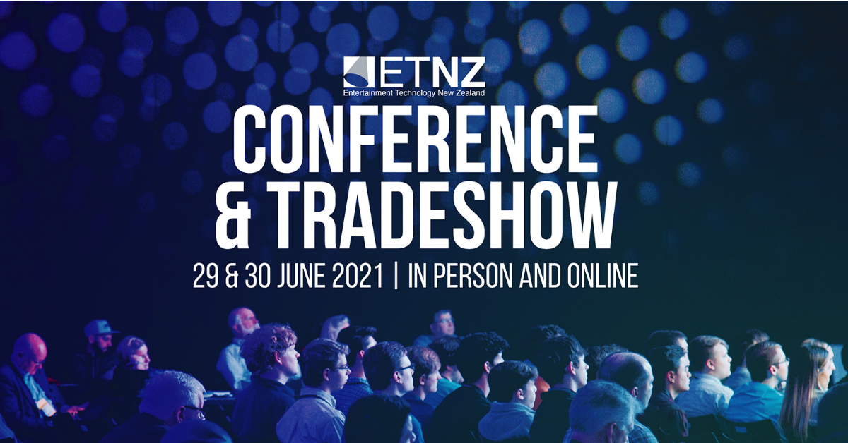 ETNZ 2021 Conference & Tradeshow