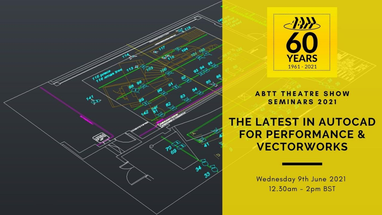 The latest in AutoCAD for Performance & Vectorworks