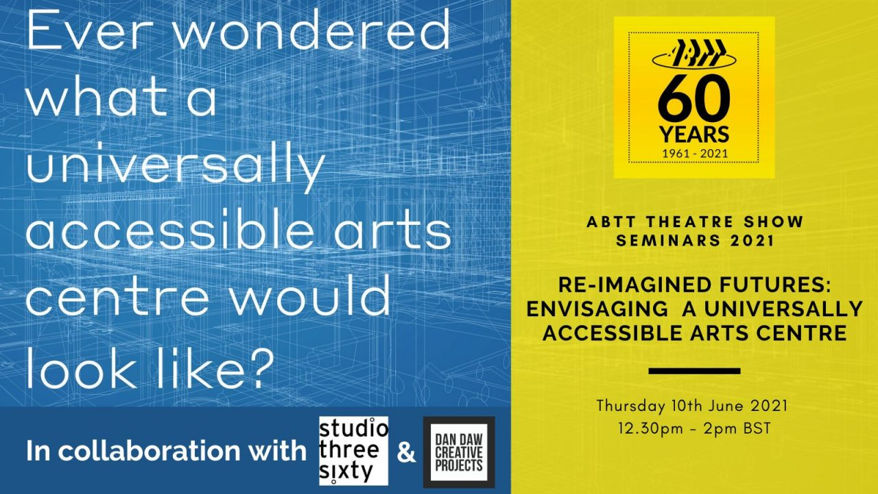 Re-imagined Futures – Envisaging a Universally Accessible Arts Centre