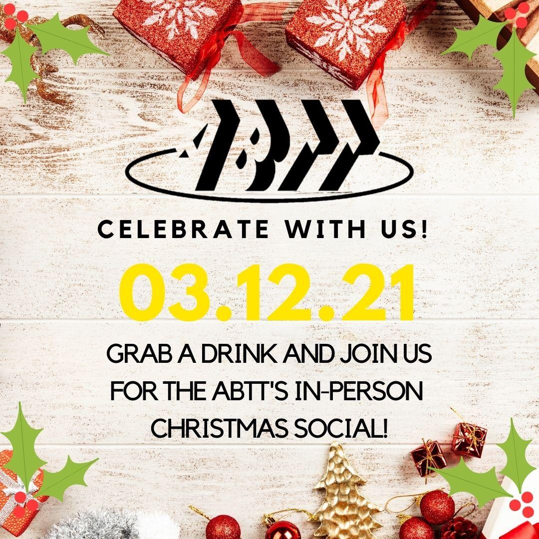 ABTT Members' Christmas Party 2021
